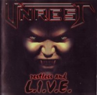 Unrest — Restless And L.I.V.E. (2000)  Lossless