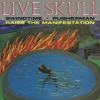 Live Skull — Pusherman (1986)