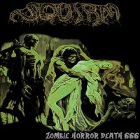 Squirm-Zombie Horror Death 666 (EP)