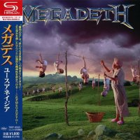 Megadeth-Youthanasia (SHM CD 2013)
