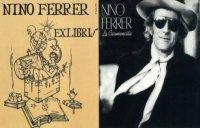 Nino Ferrer-La Carmencita 1980 / Ex-Libris 1982