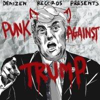 Various Artists-Denizen Records - Punk Against Trump