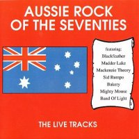 Various Artists-Aussie Rock Of The Seventies: The Live Tracks