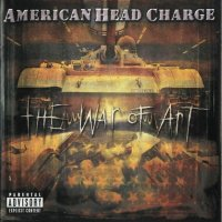 American Head Charge-The War of Art