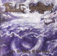 Folkvang & Wodensthrone-Over the Binding of the Waves (Split)