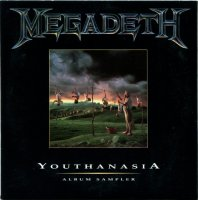 Megadeth-Youthanasia (Two Version)