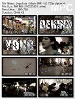 Sepultura-Mask HD 720p