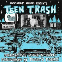 The Cryptones-Teen Trash, Vol. 1