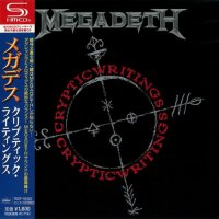 Megadeth-Cryptic Writings (SHM CD 2013)