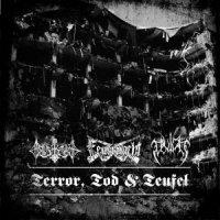 Blutkult & Feuernacht & Blutaar - Terror, Tod & Teufel (2017)