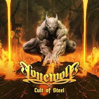 Lonewolf-Cult Of Steel (Limited Edition)