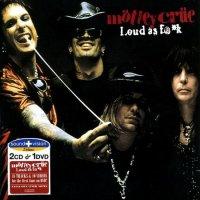Motley Crue-Loud As F@*k (2CD)