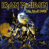 Iron Maiden — Live After Death (Original Edition) (1985)  Lossless