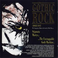 VA-Gothic Rock - Cleopatra Compilation (CD1)
