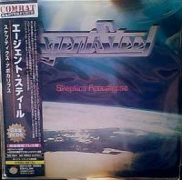Agent Steel — Skeptics Apocalypse (Japan Remaster 2009) (1985)  Lossless