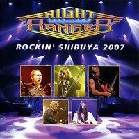 Night Ranger-Rockin Shibuya 2CD