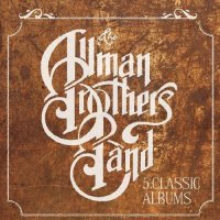 The Allman Brothers Band-5 Classic Albums (Box Set)