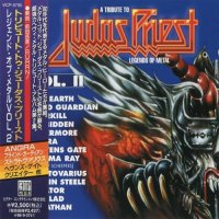 Various Artists-A Tribute To Judas Priest - Legends Of Metal Vol.2 [Japane Edition]