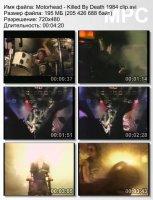 Motorhead-Killed By Death