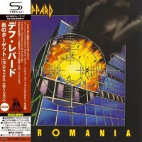 Def Leppard-Pyromania (Japanese Edition) 2CD