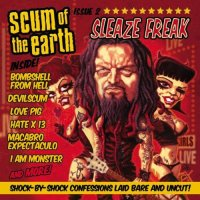 Scum Of The Earth-Sleaze Freak