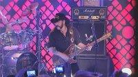 Motorhead-Iron fist (Live on Jimmy Kimmel)