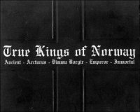 Dimmu Borgir & Immortal & Emperor & Ancient & Arcturus-True Kings Of Norway