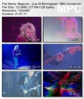 Magnum-Live At Birmingham