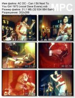 AC/DC-Can I Sit Next To You Girl (vocal Dave Evans)