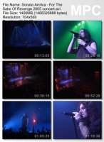 Sonata Arctica-For The Sake Of Revenge DVDRip