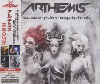 Arthemis-Blood • Fury • Domination (Japanese Edition)