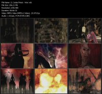 Judas Priest-War (Клип)