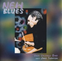 Vince Vallicelli Band-New Blues
