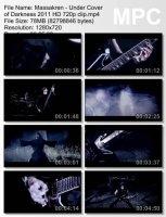 Massakren-Under Cover Of Darkness (HD 720p)