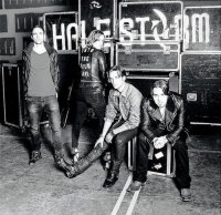 Halestorm — Into the Wild Life (Deluxe Edition) (2015)