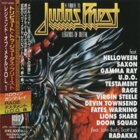 Various Artists-A Tribute To Judas Priest - Legends Of Metal Vol.1 [Japane Edition]
