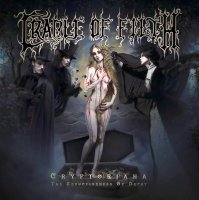 Cradle Of Filth — Cryptoriana — The Seductiveness Of Decay (2017)
