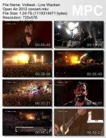 Volbeat-Live Wacken Open Air (DVDRip)