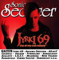 VA — Sonic Seducer : Cold Hands Seduction — Vol. 189 (2017)