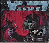 Voivod-War And Pain (2CD Remastered)