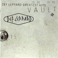 Def Leppard-Vault