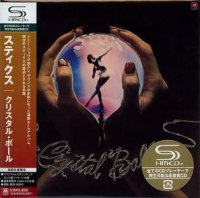 Styx-Crystal Ball [Japan Remaster 2009]