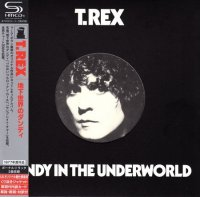 T.Rex-Dandy In The Underworld (Japanese Edition)