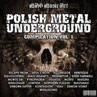Various Artists-Polish Metal Underground (compilation vol. I)