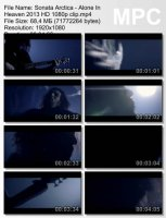 Sonata Arctica-Alone In Heaven HD 1080p