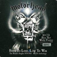 Motorhead-Born to Lose, Live to Win (The Bronze Singles 1978-1983)