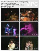 Nazareth-From The Beginning (DVDRip)