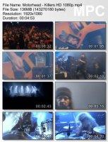 Motorhead-Killers HD 1080p
