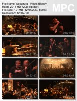 Sepultura-Roots Bloody Roots HD 720p