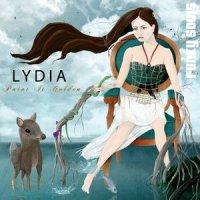 Lydia-Paint It Golden